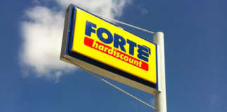Forté hard discount