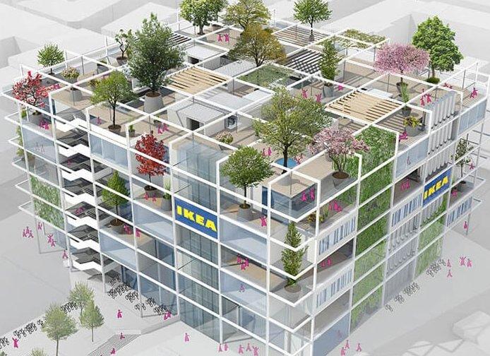 Ikea Vienna Mariahilferstrasse