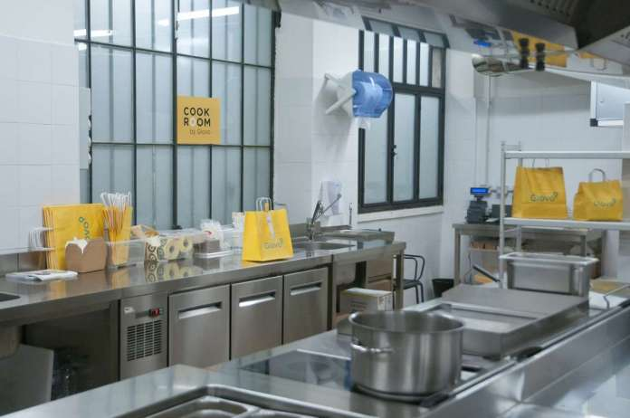 Cook Room Glovo