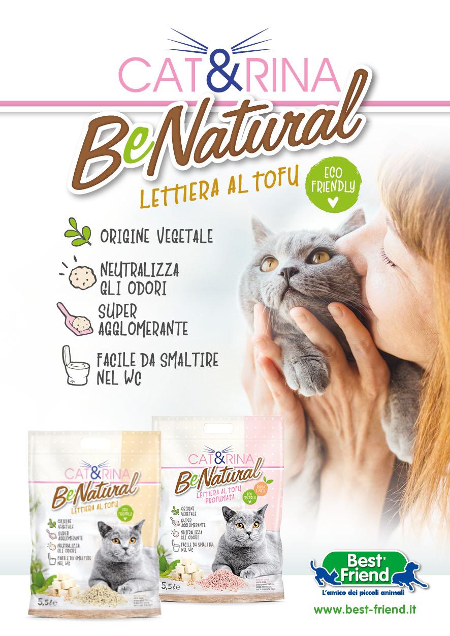 Costruire Lettiera Per Gatti cat&rina benatural: la lettiera al tofu eco-friendly