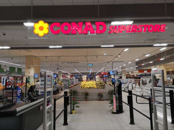 Conad superstore siracusa