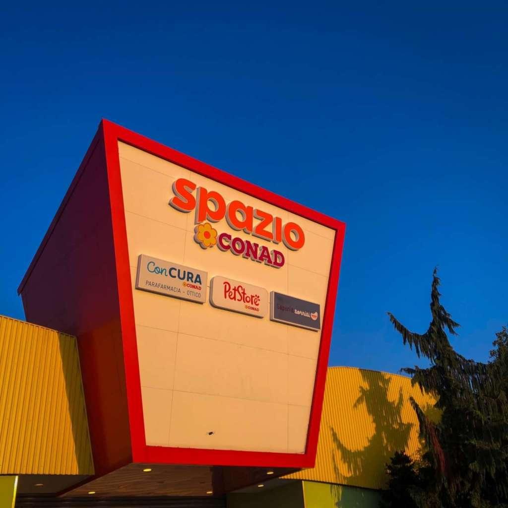 Conad Nord Ovest: a Cuneo il nuovo format Spazio Conad