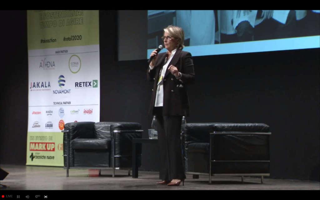 Monica Ramaioli, direttore generale Fondazione Umberto Veronesi