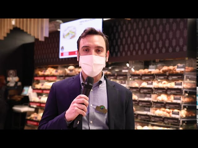 Video tour: il primo supermercato Iperal di Milano