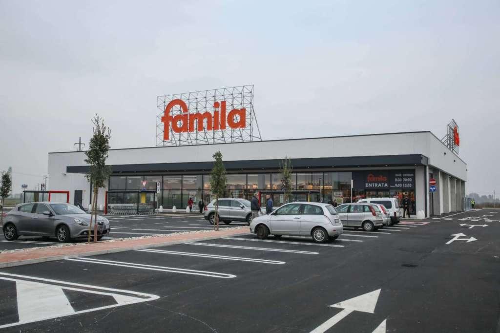 Unicomm (Selex): l'espansione di Famila in Emilia Romagna
