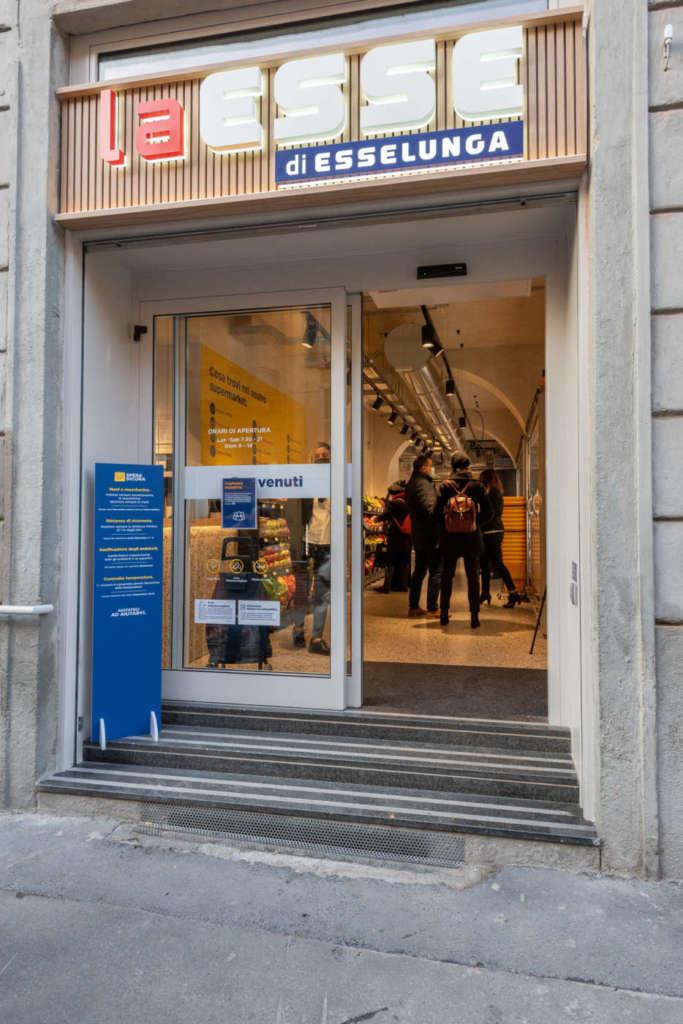 laEsse potenzia la presenza a Milano: lo store di via Mercato