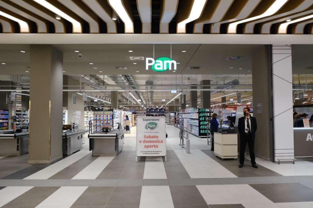 Pam: il nuovo superstore romano di via Laurentina