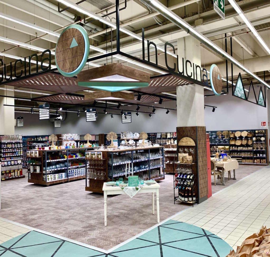 Gruppo Unicomm (Selex): a Vicenza uno store Emisfero (ex Auchan)