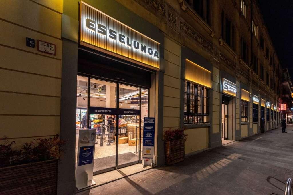 Esselunga: un punto di vendita nel cuore di Milano