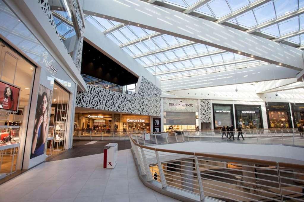 L'infrastruttura Das di Cellnex al Centro Commerciale Maximo