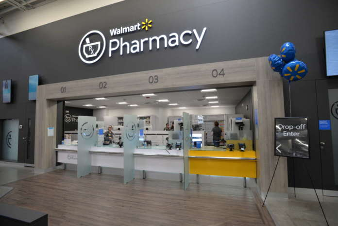 walmart pharmacy farmacia