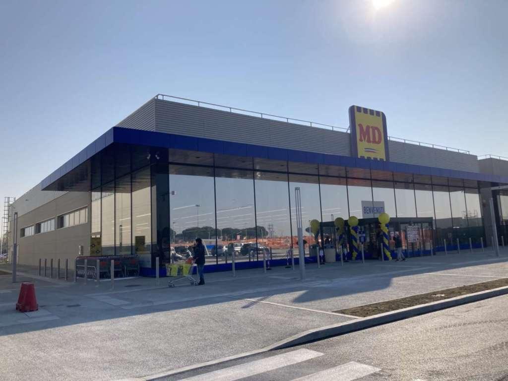 MD si rafforza in più regioni. A Catania nuovo store