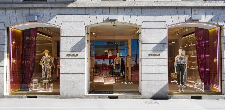 Pinko: la tecnologia per valorizzare la shopping experience