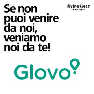Flying Tiger Glovo