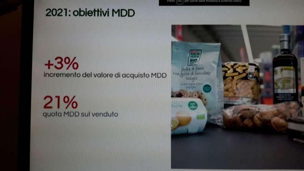 Convention di Despar Italia - obiettivi mdd