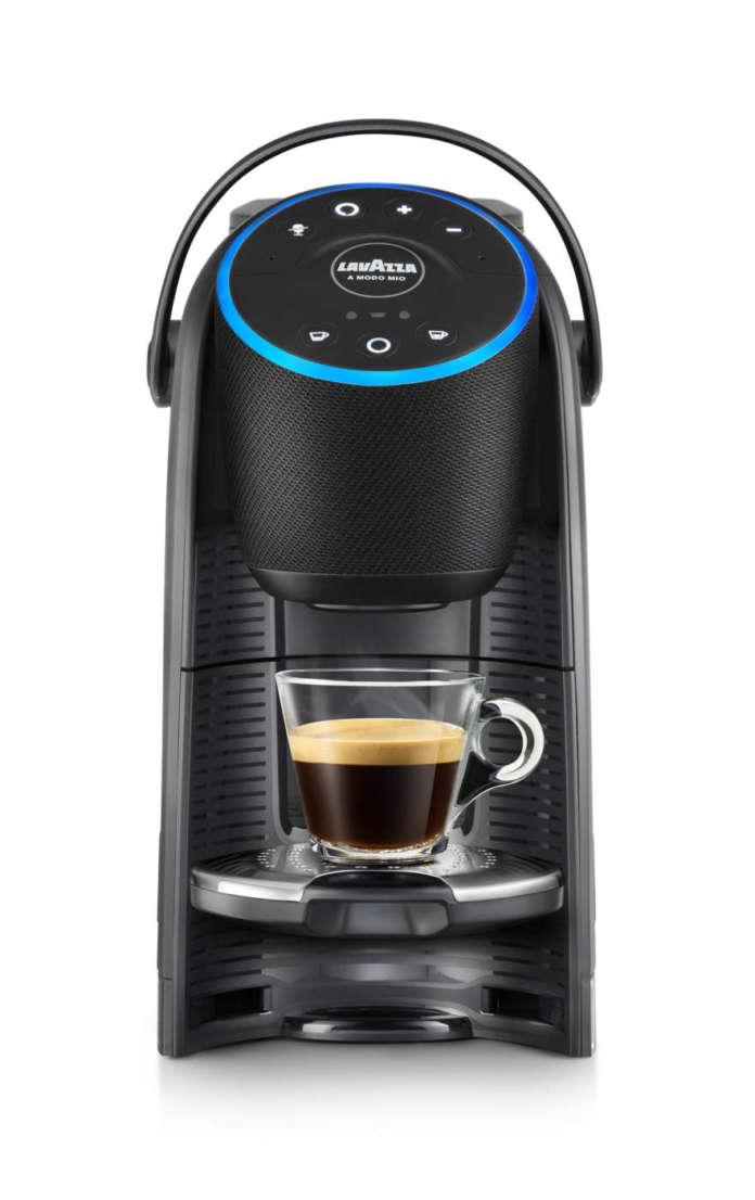 Lavazza Voicy - caffè con Alexa