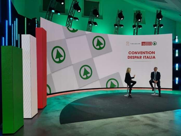 Convention di Despar Italia - backstage