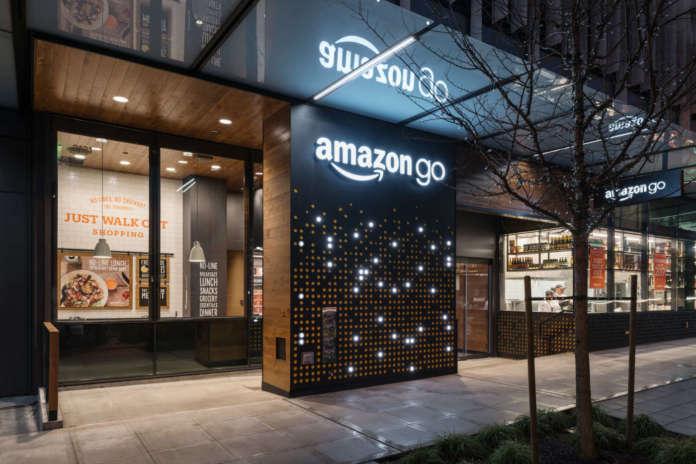 Amazon Go checkout-free