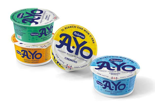 Arborea linea yogurt bianco AYo