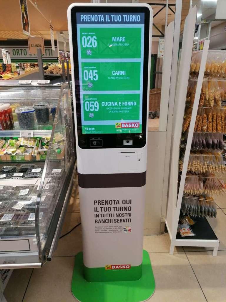 Innovare l'esperienza di acquisto negli store Basko (Gruppo Sogegross)