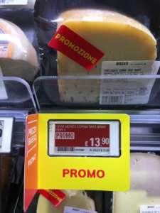 etichetta elettronica Ses