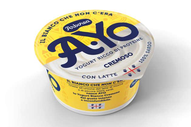 Arborea yogurt bianco AYo intero