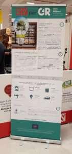 Comunicazione per Life C4R Epta superstore Oasi a Perugia