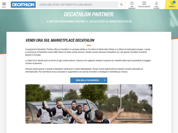 decathlon marketplace