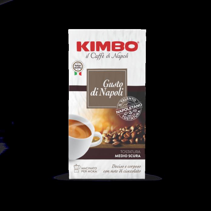 Kimbo Gusto di Napoli_Kimbo