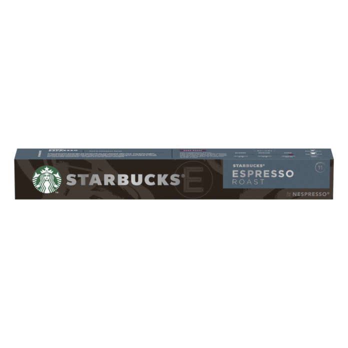 Starbucks Espresso Roast by Nespresso_Nestlé