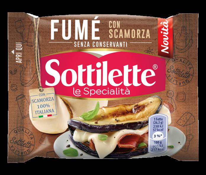 Sottiliette Le Specialità Fumé Scamorza_Mondelez Italia