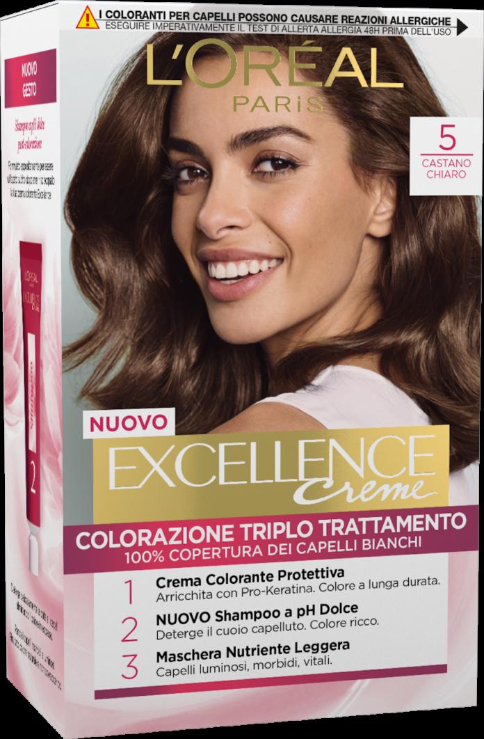 Excellence Crème_L'Orèal Italia