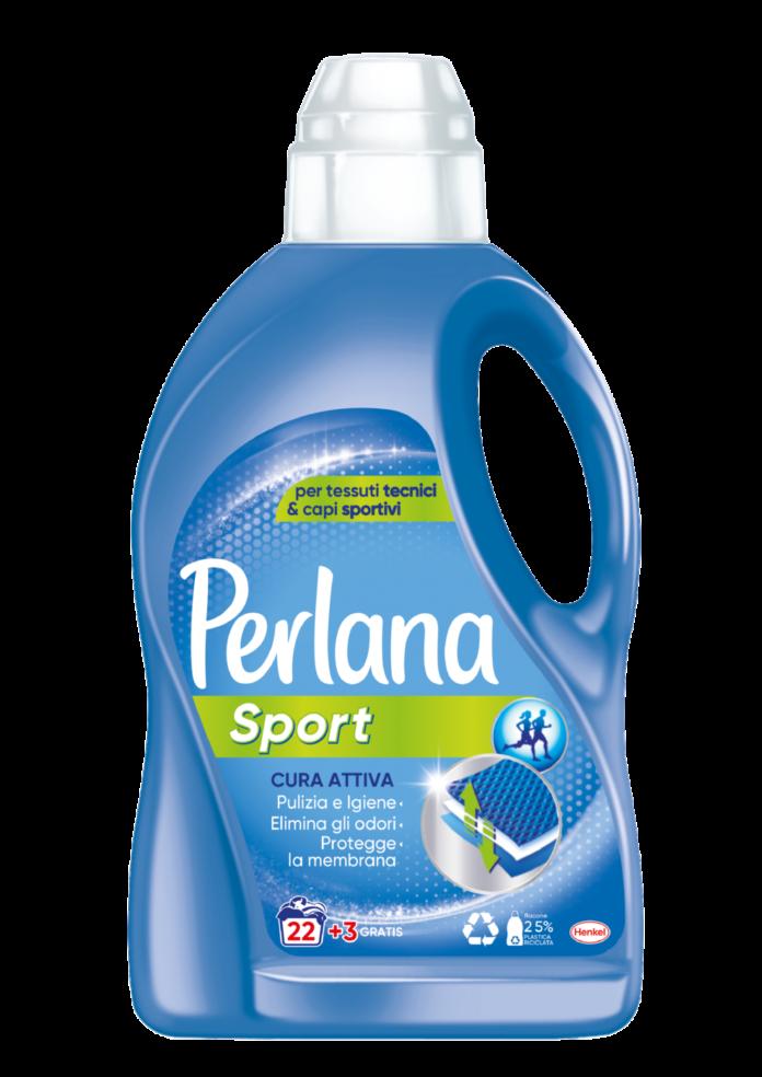Perlana Sport Cura Attiva_Henkel Italia