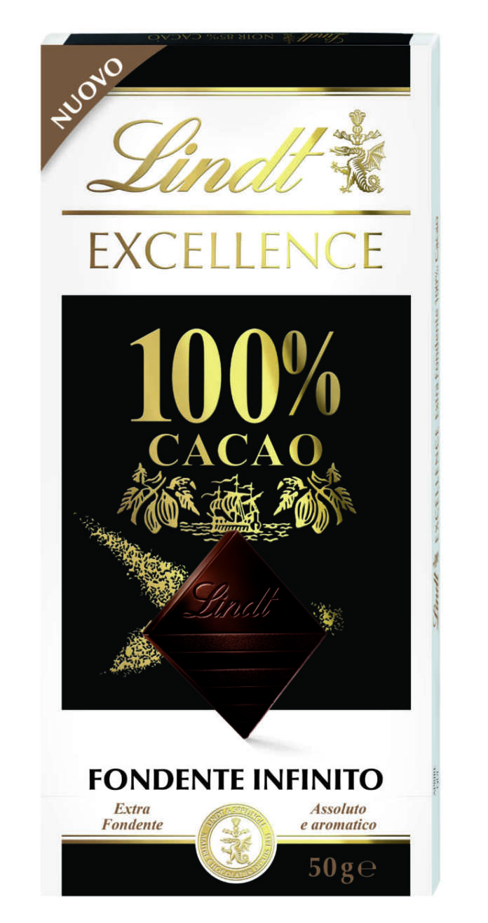 Lindt Excellence 100% Cacao_Lindt&Sprungli