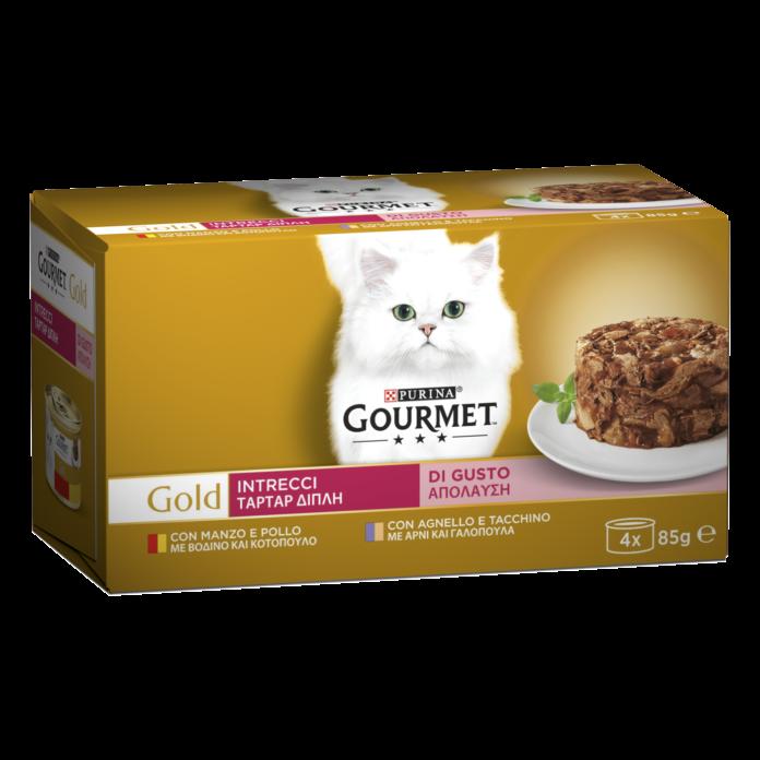 Gourmet Gold Intrecci Gusto_Nestlé Purina