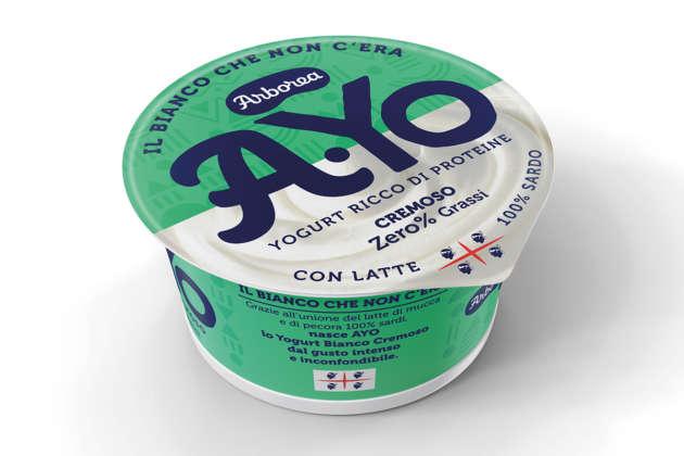Arborea yogurt bianco AYo zero grassi