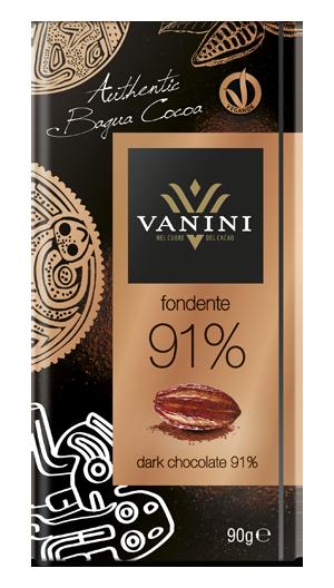 Vanini Bagua fondente91%