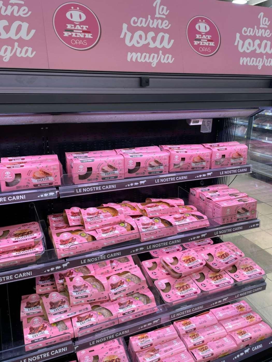 eat pink banco